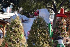 file santa exhibit at in the park san jose california