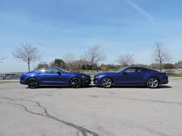 tuned mustang 2015 ford mustang v6 vs ford mustang ecoboost autoguide com news