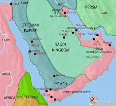 arabia map map of arabia at 1000bc timemaps