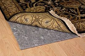 8 11 Rug Amazon Com Duo Lock Reversible Felt And Rubber Non Slip Rug Pad