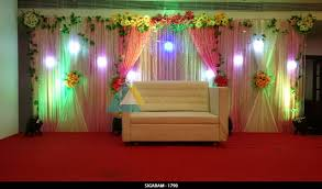 in decorations engagement decoration at bonseure hotel 1790 sigaram wedding