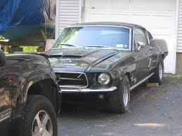 1967 Mustang Fastback Black Need Help Appraising 1967 Mustang Fastback 390 Ford Mustang Forum