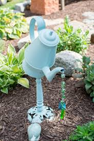 fascinating teapot garden decor ideas that anyone can make