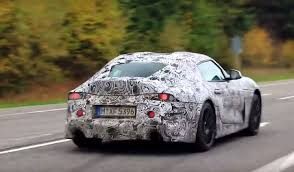 supra 2019 toyota supra sounds angry in nurburgring spy video