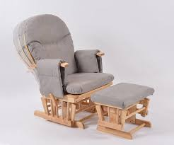 Rocking Chair For Nursery Cheap Furniture Upholstered Glider Chair With Ottoman Swivel Rocking