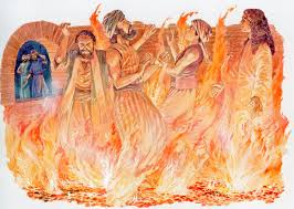 shadrach meshach and abednego bible story summary