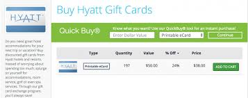 where to buy discounted gift cards hyatt gift cards 24