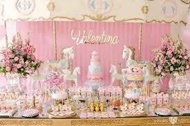 carousel baby shower kara s party ideas enchanted carousel birthday party kara s