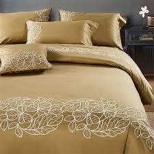 gold bedding sets promotion shop for promotional gold bedding sets