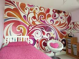 Best Ohpopsi Home Images On Pinterest Feature Wallpaper Wall - Girls bedroom wall murals