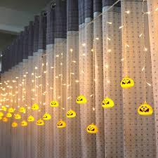 Fairy Light Wall by Aliexpress Com Buy 96pcs Led Strip Pumpkin Fairy Lights Led