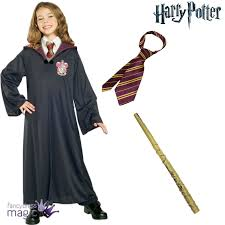 wizard costume wand official harry potter hermione book day halloween fancy dress