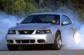 2003 Mustang Cobra Black Svt Celebrates Its 20th Anniversary Mustangs Daily