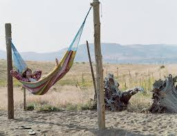 how to install a hammock post hunker