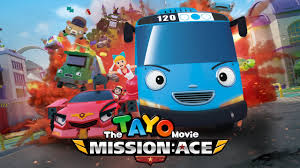 Film Tayo Bahasa Indonesia Full Movie | the tayo movie mission ace english closed caption included