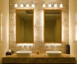 Bathroom Sink Mirrors Magnificent Sink Bathroom Lighting Bathroom Lighting Fixtures