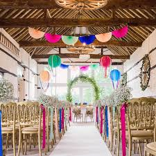 Balloon Ceiling Decor 50 Awesome Balloon Wedding Ideas Mon Cheri Bridals