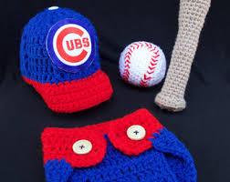 Chicago Cubs Crib Bedding Cubs Newborn Etsy