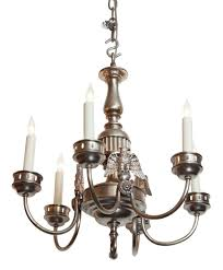 Chandelier New York Sterling Bronze Company Of New York Chandelier Olde Good Things