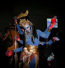 Goddess Love Halloween Costume Armed Goddess Costume 5 Steps Pictures