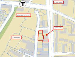 Mbta Map Green Line by Bldup 450 Cambridge Street