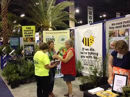 florida native plant nursery scenes from 2016 landscape show florida association of native