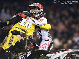 rockstar energy motocross gear 2013 supercross anaheim 1 photos motorcycle usa