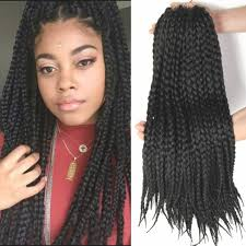 what is the best type of hair to use for a crochet weave first chop what type of hair to buy for box braids braiding