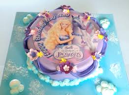 barbie magic pegasus u2013 nais cakes