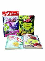 Photo Albums For 5x7 Pictures Buy Ultraa Albums Photo Albums 5x7 Size 80 Photos Set Of 4 Albums