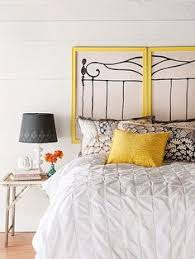 Painted Headboard Ideas Paint Vintage Old Headboards For Updated Fun Contemporary Or