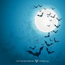 Halloween Flying Bats Halloween Bats Flying Free Vector By Vecree On Deviantart