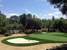 Arizona Landscape Ideas by Grass Turf Sun Lakes Arizona Backyard Playground Front Yard