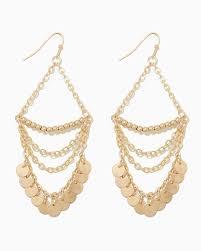 swag earrings chain swag earrings fashion jewelry earrings charming