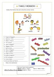 9 best family gor images on pinterest printable worksheets