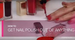 how to remove nail polish stain how to remove nail polish stains