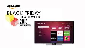 amazon black friday tv lightning deals 55 inch tcl roku smart led tv matched in amazon black friday 2015 sale