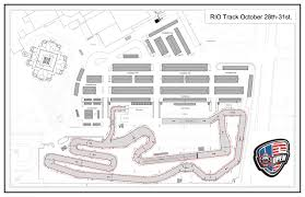 Las Vegas Map 2015 by Maxspeed Releases Track Layout For Us Open Of Las Vegas U2013 Ckn