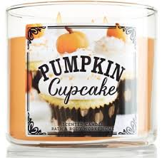 cupcake candles pumpkin cupcake candle bath works review
