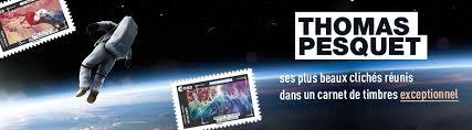 mon bureau de poste fr carnet timbres collector le retour sur terre de pesquet