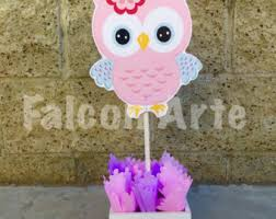 owl centerpieces owl birthday decorations owl party favor tags owl