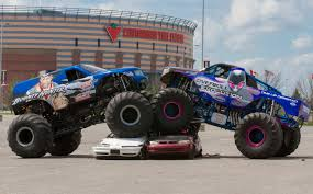 monster truck shows ontario monster trucks are in the house ottawa citizen