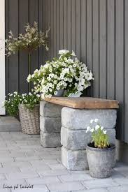 Diy Patio Bench by 27 Best Diy Outdoor Bench Ideas And Designs For 2017