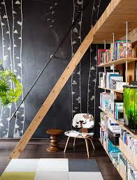 20 chalkboard paint ideas to transform your home office turn the chalkboard wall into a work of art design pause architecture interiors