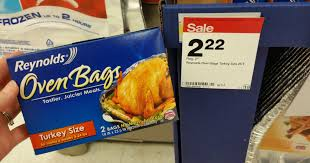 turkey bags turkey size oven bags 2 pack only 1 72 at target how