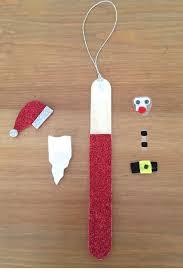 christmas crafts 4 santa décor u0026 hat daily dose of art