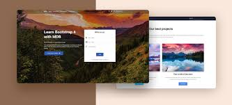templates blogger personalizados free bootstrap 4 templates stunning responsive material design