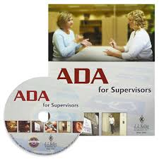ada for supervisors dvd training