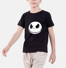 new fashion 2017 summer t shirt nightmare before