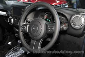 jeep liberty steering wheel 2018 jeep wrangler to enter production in november 2017